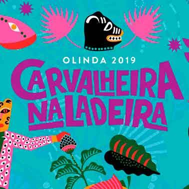 CARVALHEIRA NA LADEIRA - CARNAVAL DE OLINDA