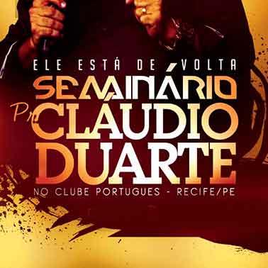 SEMINÁRIO PR. CLÁUDIO DUARTE