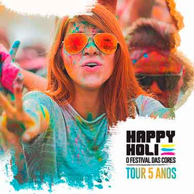 HAPPY HOLI RECIFE