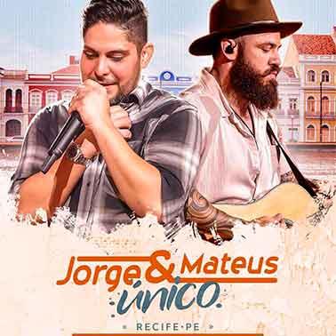JORGE & MATEUS ÚNICO EM RECIFE