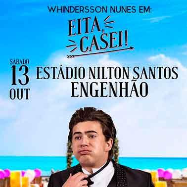 WHINDERSSON NUNES NO RIO DE JANEIRO