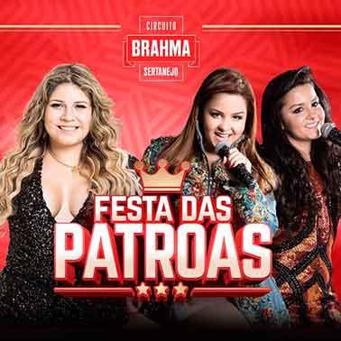 FESTA DAS PATROAS RIO DE JANEIRO