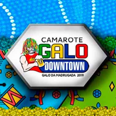 CAMAROTE GALO DOWNTOWN