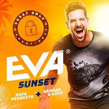 EVA SUNSET EM RECIFE