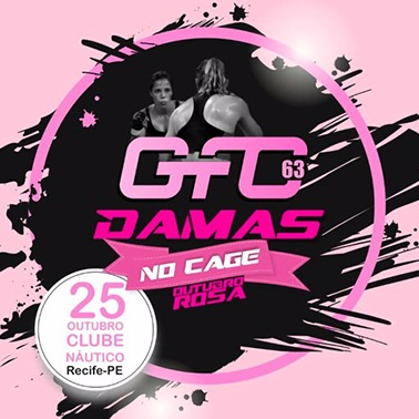 GFC - DAMAS NO CAGE