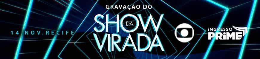 SHOW DA VIRADA DA GLOBO EM RECIFE