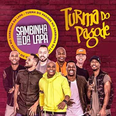 SAMBINHA DA LAPA TURMA DO PAGODE