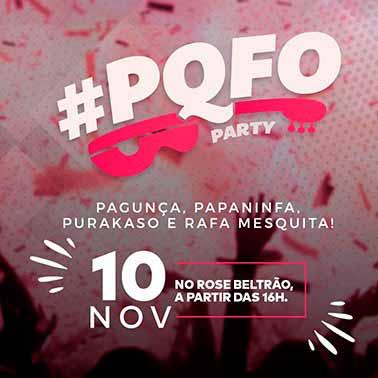 PQFO PARTY RECIFE