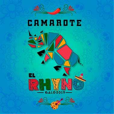 CAMAROTE RHYNO NO GALO DA MADRUGADA