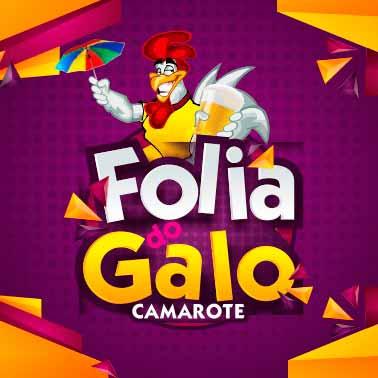 CAMAROTE FOLIA DO GALO