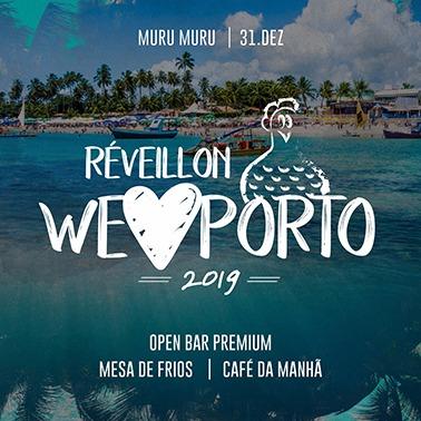 RÉVEILLON WE LOVE PORTO