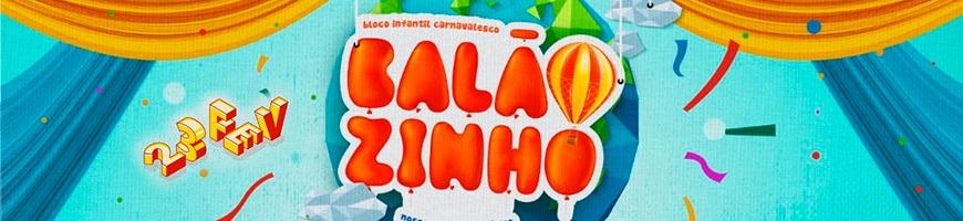 BLOCO INFANTIL BALÃOZINHO
