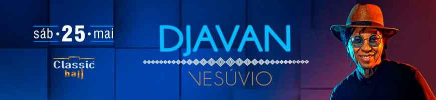 DJAVAN EM RECIFE NO CLASSIC HALL