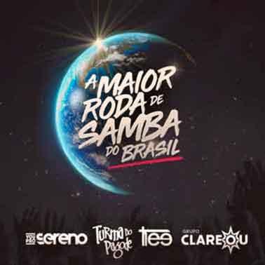 A MAIOR RODA DE SAMBA DO BRASIL EM RECIFE