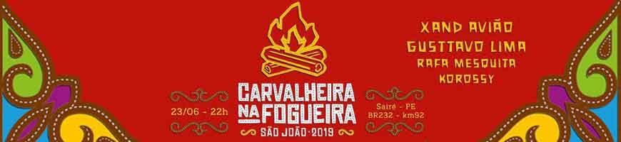 CARVALHEIRA NA FOGUEIRA