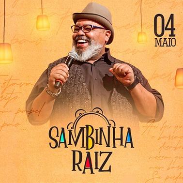 SAMBINHA RAIZ COM JORGE ARAGÃO