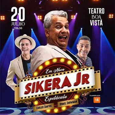 SIKERA JR EM RECIFE