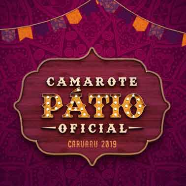 CAMAROTE PÁTIO OFICIAL DO SÃO JOÃO DE CARUARU