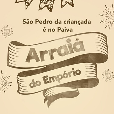 ARRAIÁ DO EMPÓRIO