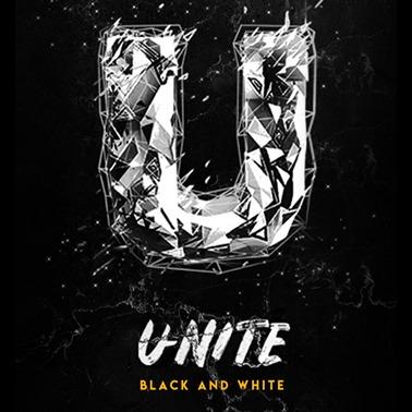 U-NITE BLACK WHITE
