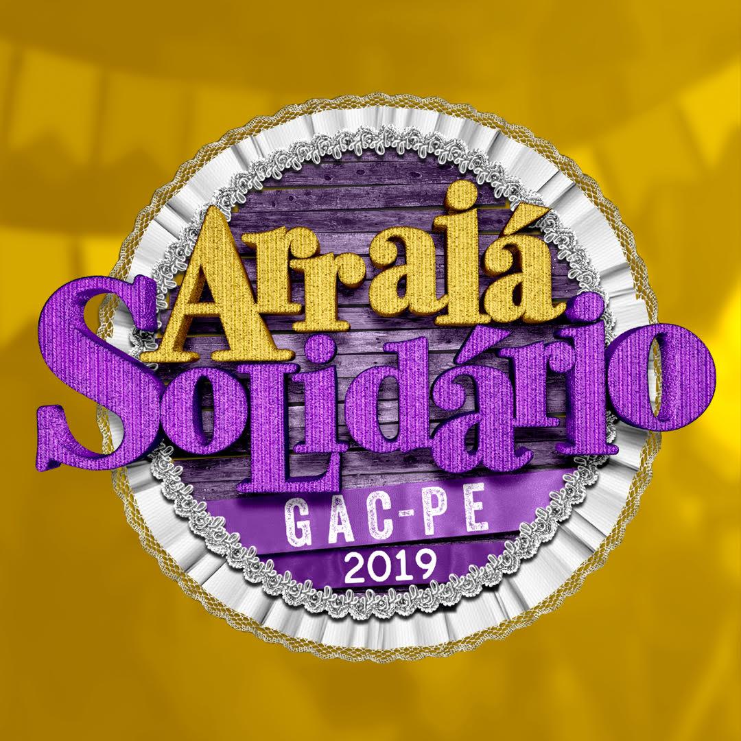 ARRAIÁ SOLIDÁRIO GAC-PE