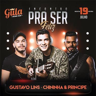 GUSTAVO LINS NO PAGODE DA GULA