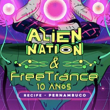 ALIEN NATION & FREETRANCE