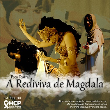 PEÇA REDIVIVA DE MAGDALA