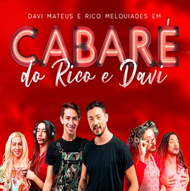 CABARÉ DO RICO E DAVI