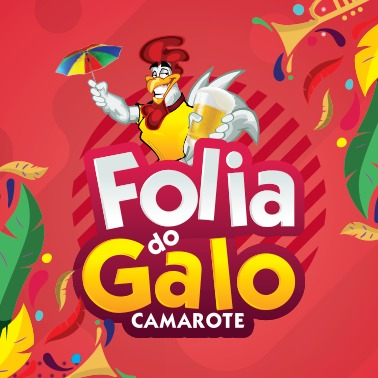 CAMAROTE FOLIA DO GALO