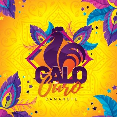 CAMAROTE GALO DE OURO