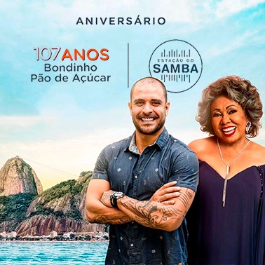 ANIVERSÁRIO DE 107 ANOS DO BONDINHO PÃO DE AÇÚCAR