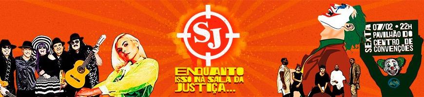 ENQUANTO ISSO NA SALA DE JUSTIÇA NO CARNAVAL 2020