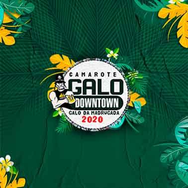 CAMAROTE GALO DOWNTOWN
