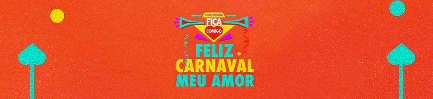 FICA COMIGO RECIFE - FELIZ CARNAVAL MEU AMOR
