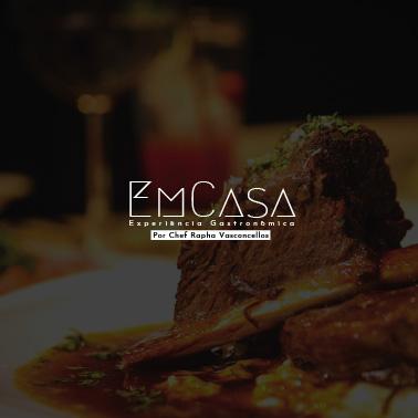 Jantar em Casa por Chef Rapha Vasconcellos