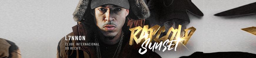 Rap Gold Sunset