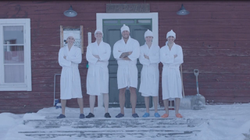 Documentary featuring Sezar Altonchi about Team Nordics Bootcamp in Kiruna lead by                               Emil Christensen                              .