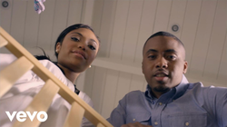 "Destiny Jones appears in                               Nas                              ​'s song ""                               Daughters                              """