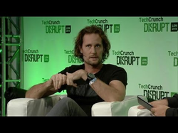 Josh Constine interviews                               SoundCloud                              ​'s co-founder Eric Wahlforss