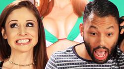 Men Watch Porn With Porn Stars