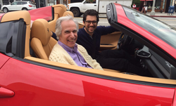 "How To Be Great: The ""Fonz"" (Henry Winkler) w/ Tai Lopez In The Ferrari"