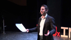 Maxime's                               TED Talks                              of how innovation is a hard fought battle.