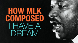 How Martin Luther King Jr. Wrote 'I Have A Dream'.