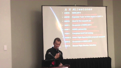 Seedhouse presents on the Association of Spaceflight Professionals (previously Astronauts for Hire) at the 2012 Next-Generation Suborbital Researchers Conference