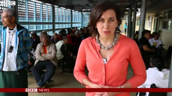 The BBC's Katy Watson reports on the cause of Tonga's obesity crisis