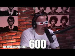 1000 Episodes Of The Joe Rogan Experience!