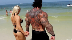 Rich Piana announces he's getting married at the2015 Mr. Olympia
