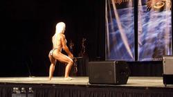 SaraHeimis' at the 2013 NPC Tim Gardner Chicago Extravaganza (bodybuilding)