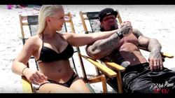 Full version of Rich Piana condemning Sara Heimis for doing what she did